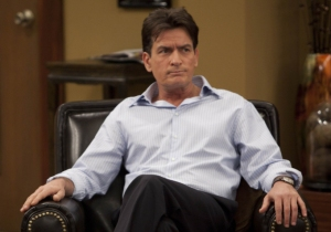 Anger Management, Charlie Sheen