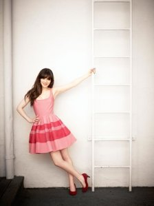 New Girl, Zooey Deschanel