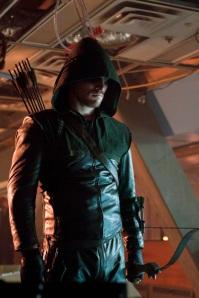 Arrow Renewed for a second season
