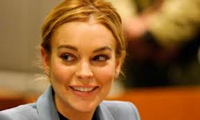 Lindsay Lohan Heads to Anger Management