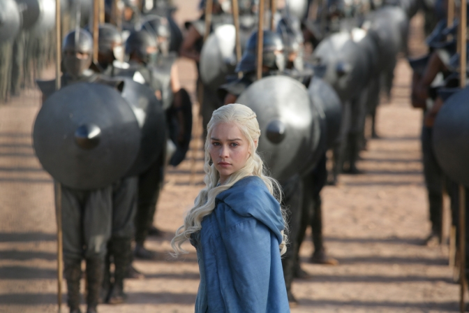 'Game of Thrones' Season 5 Trailer 'Break the Wheel'