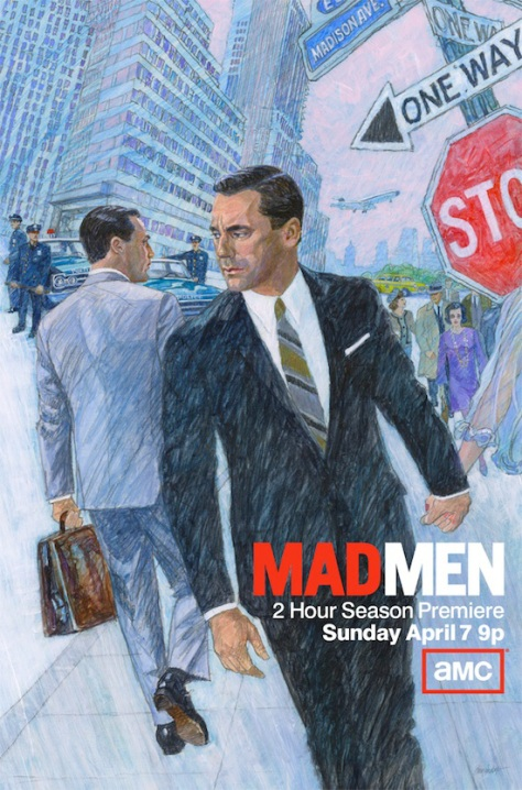 mad men sason 6 poster