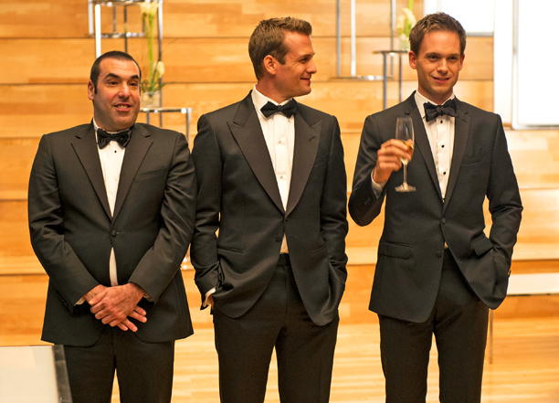 'Suits' Renewed For Season 4