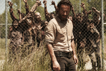 The Walking Dead Renewed for Fifth Season
