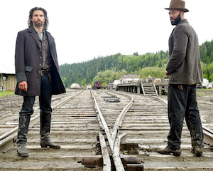 Hell on Wheels Renewed for Season 4