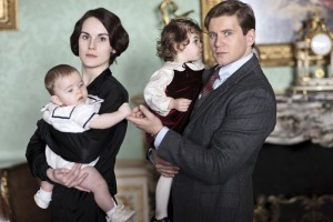 Downton Abbey Renewed For Season 5