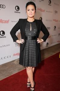 Demi Lovato leaving x factor