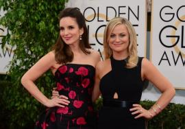 fey poheler host the golden globes