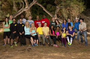 the cast of amazing race 24 season