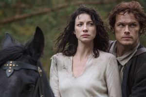outlander receives a second season
