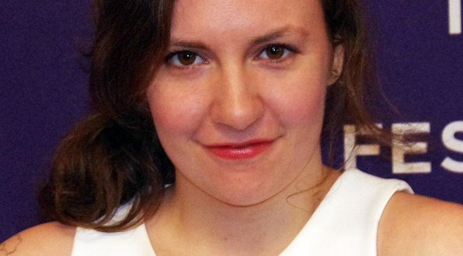 Lena Dunham Heads to 'Scandal'