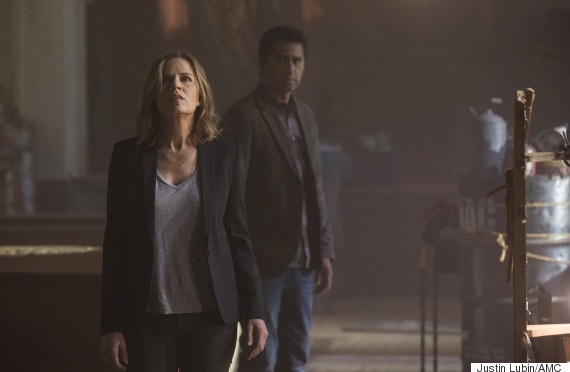 First Look at 'The Walking Dead' Spin-off 'Fear The Dead'