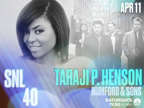 Taraji P. Henson heads to Saturday night live