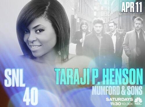 'Saturday Night Live:' Taraji P. Henson & Michael Keaton to Host