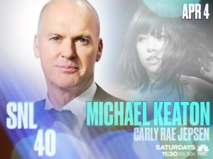 Michael Keaton heads to SNL