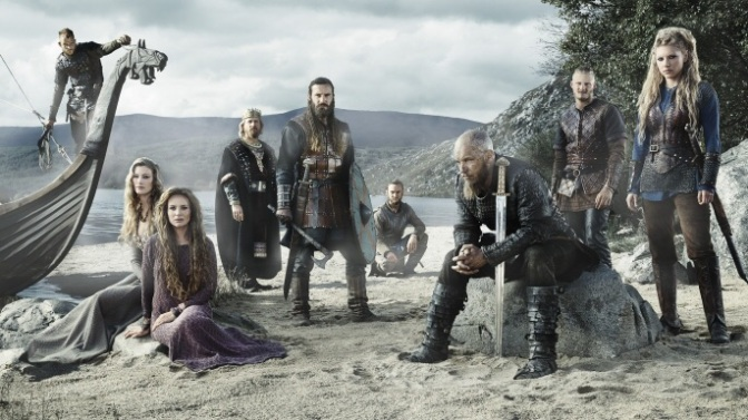History Orders Season 4 of 'Vikings'